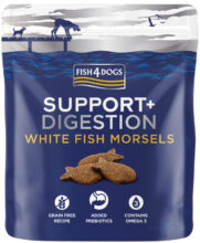 Suplement diety dla psa Fish4Dogs White Fish Morsels